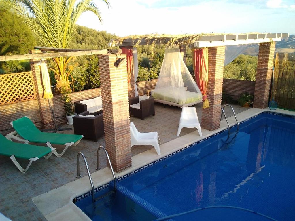 VILLA AXARQUIA (España Periana) - Booking.com