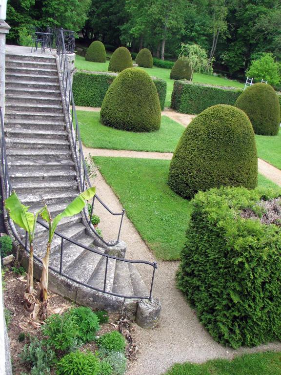 Ch teau d 39 autigny la tour r servation gratuite sur for Art jardin neufchateau