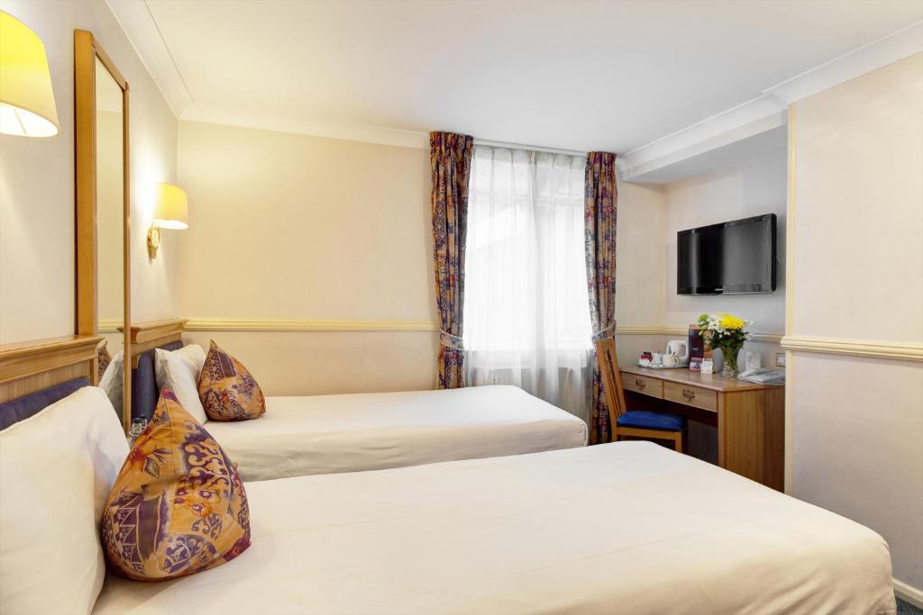 Berjaya eden park london hotel london informationen for 35 39 inverness terrace bayswater