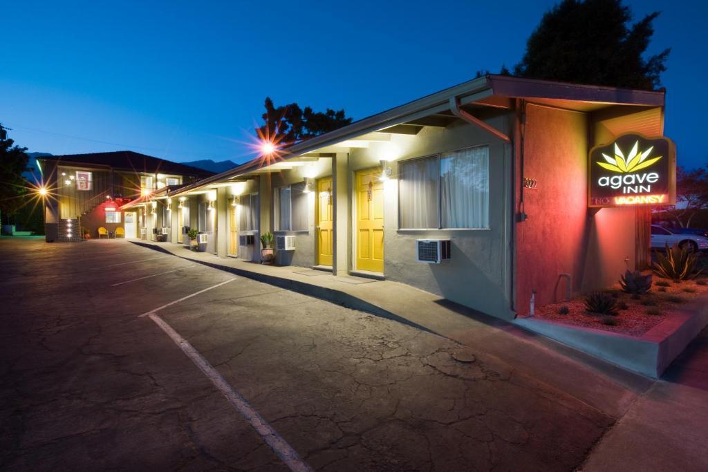 Agave Inn Motel Santa Barbara
