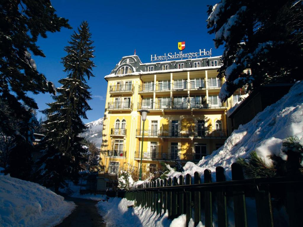 Hotel Salzburger Hof Gastein