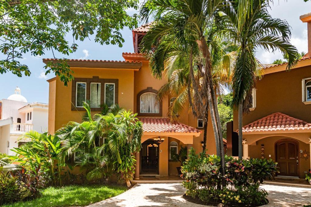 Casa de vacaciones Casa Bella Vista 4 Bedroom (México Playa ...