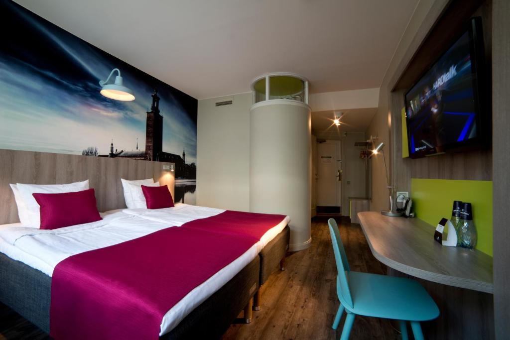Central hotel stockholm informationen und buchungen for Hotel stockholm