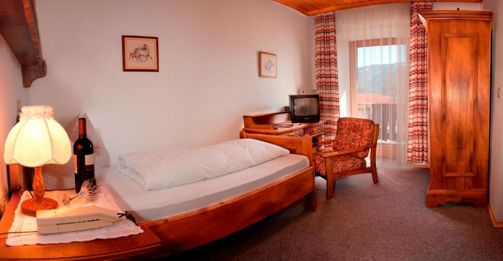 Hotel Restaurant Hambergers Posthotel Reit Im Winkl