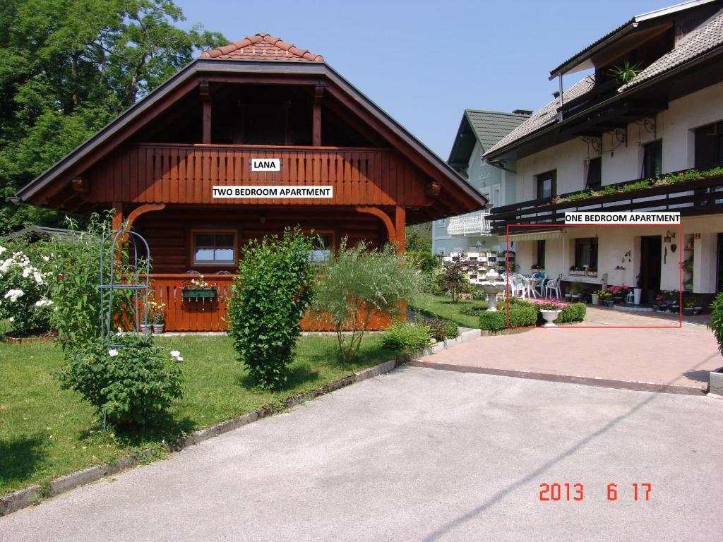 Apartments Lana (Eslovênia Bled) - Booking.com