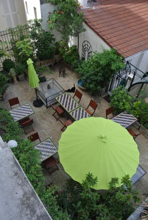 Restaurant Rue Daguerre Terrasse