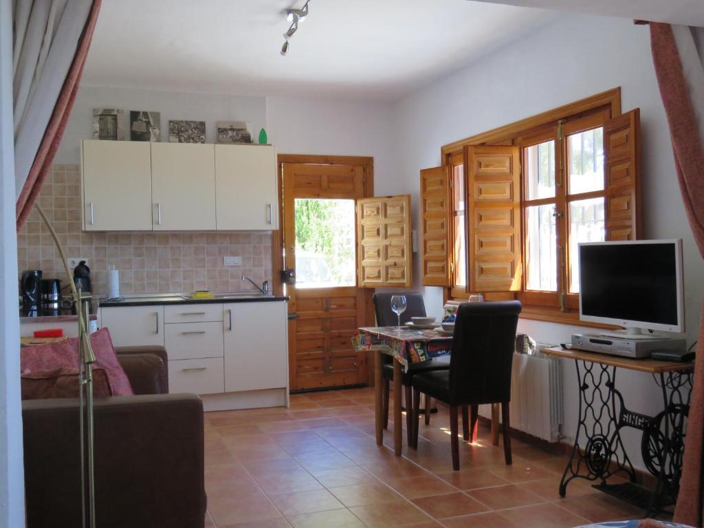 Casa Rey Apartment (Espanha Cómpeta) - Booking.com