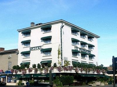 H tel le p rigord agen for Apart hotel agen