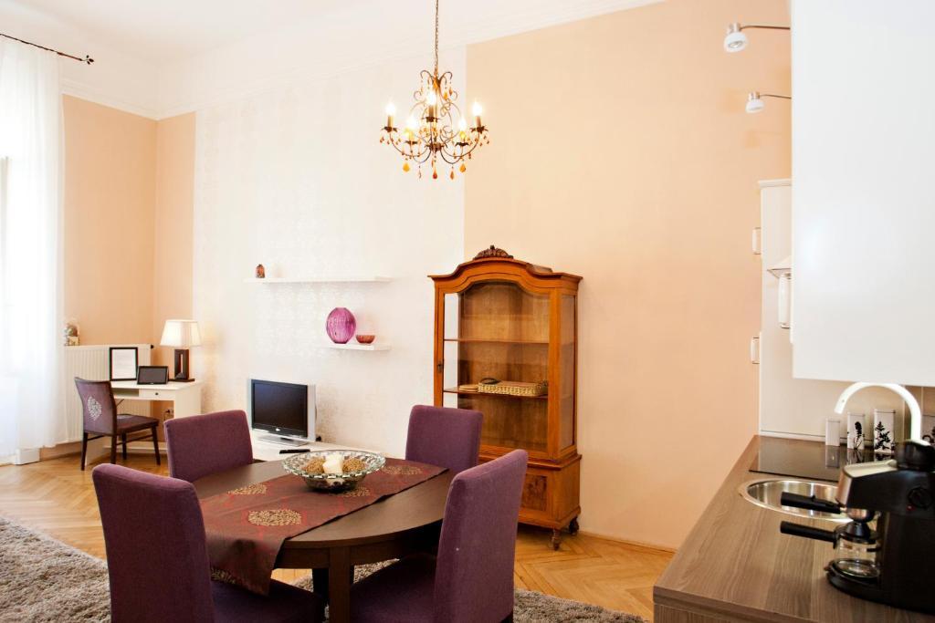 Viktoria Apartment Budapest Hungary