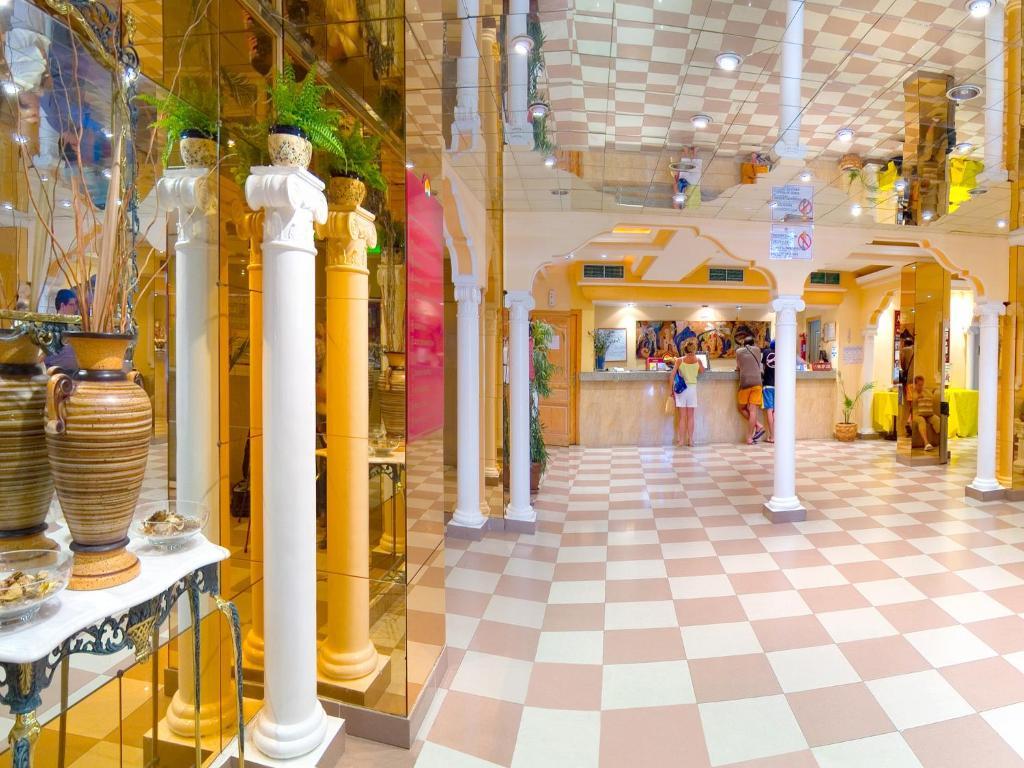 Отель бенидорм центр отзывы киев