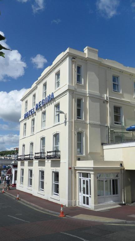 Regina hotel torquay online booking viamichelin for Hotel regina barcelona booking