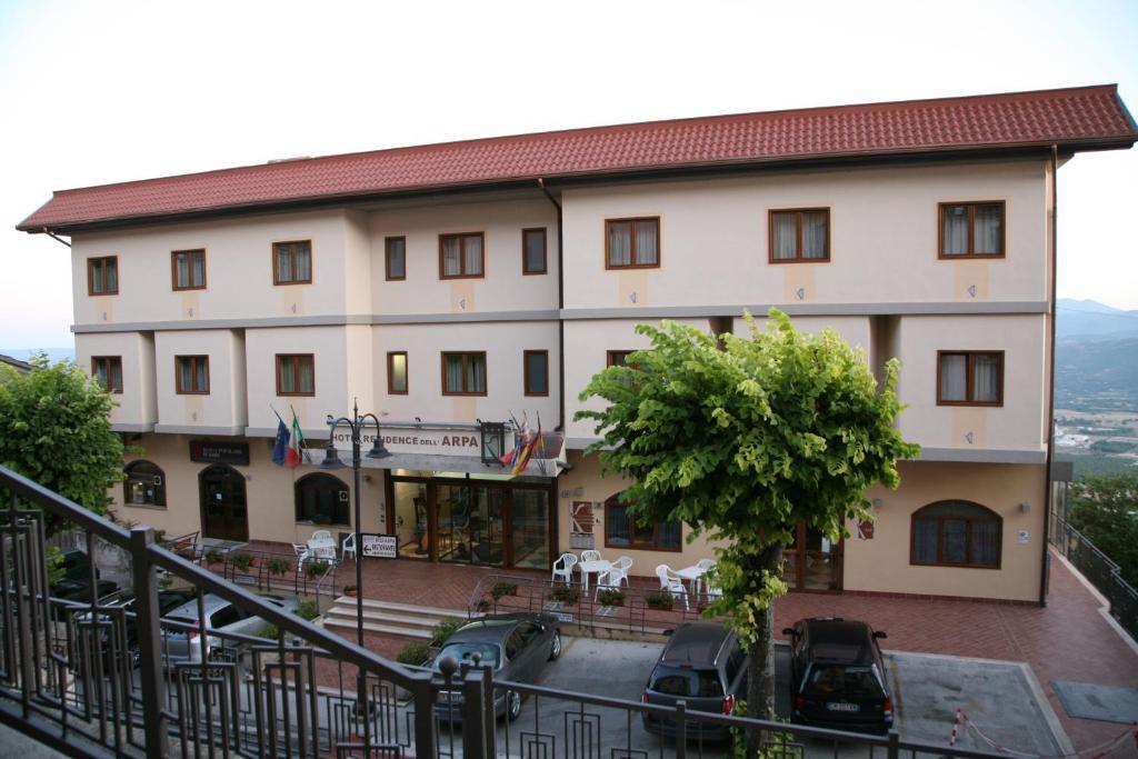 Hotel Dell Arpa Viggiano Recensioni