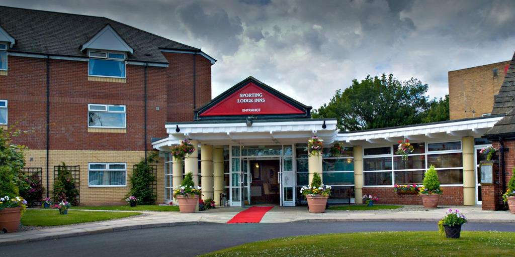 Hotels In Leigh Manchester