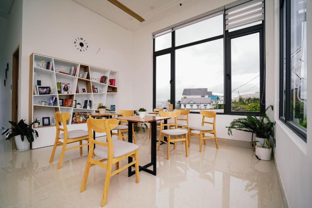Nhà hàng/khu ăn uống khác tại Soulmate Homestay Đà Lạt