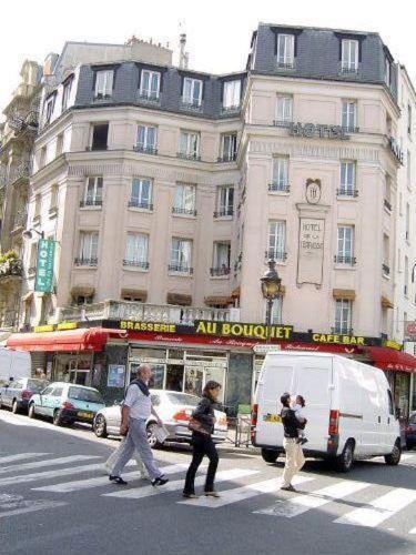Hotel de la terrasse paris - Parking porte de clignancourt paris 18 ...