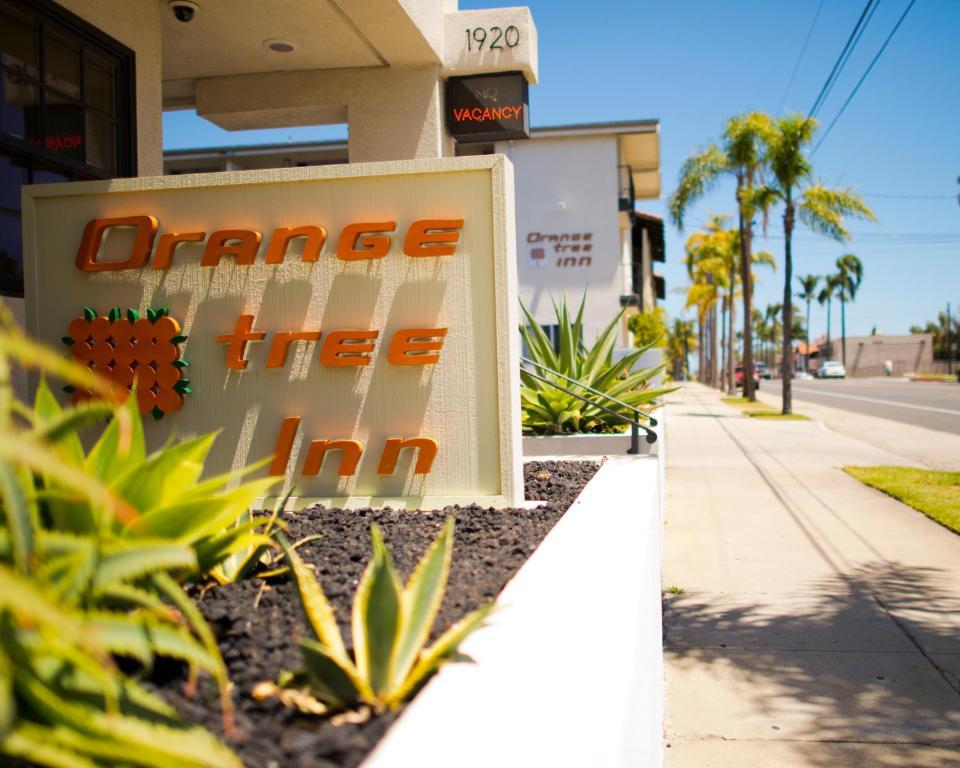 Orange Tree Inn Santa Barbara Informationen Und