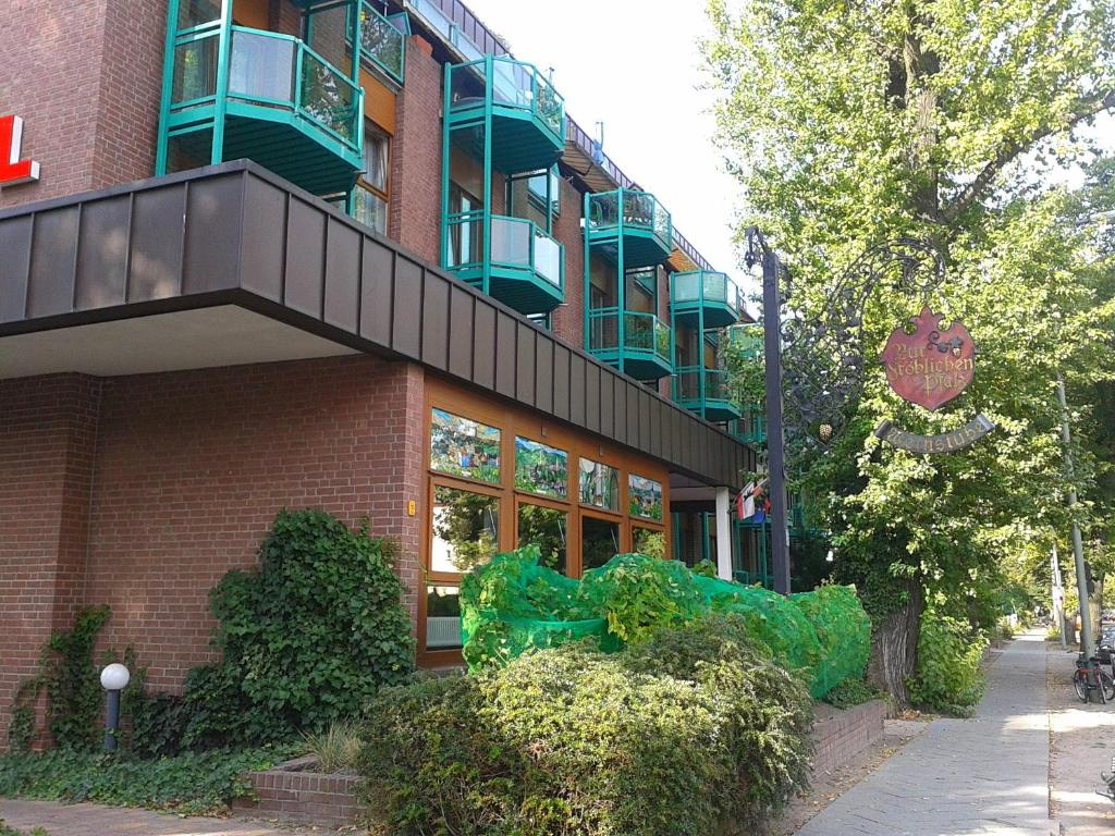 Hotel Berlin Hermann Hesse Str