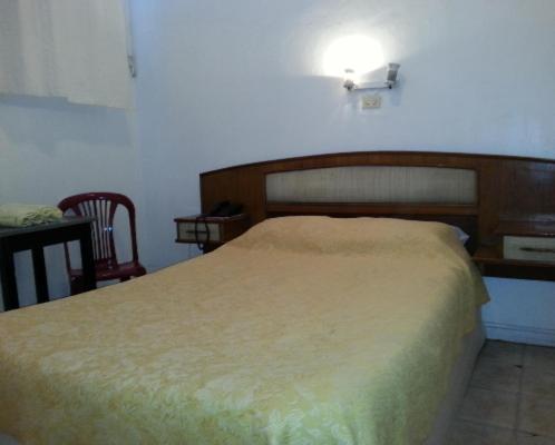 Una cama o camas en una habitación de Hotel Isis