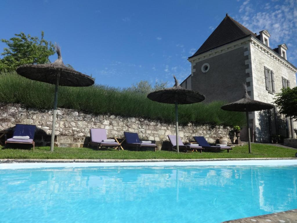 Bed and Breakfast Domaine de Givré (Francia Chinon ...