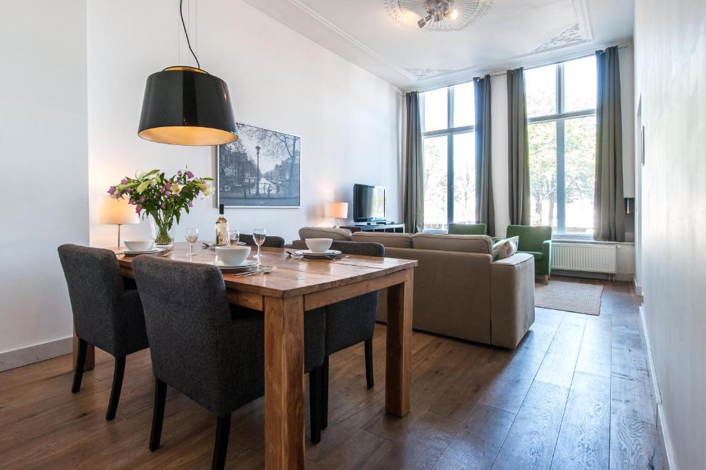 Amsterdam harbour apartments amsterdam prenotazione on for Amsterdam appartamenti centro