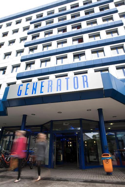Berlin Hotel Pension Eberty