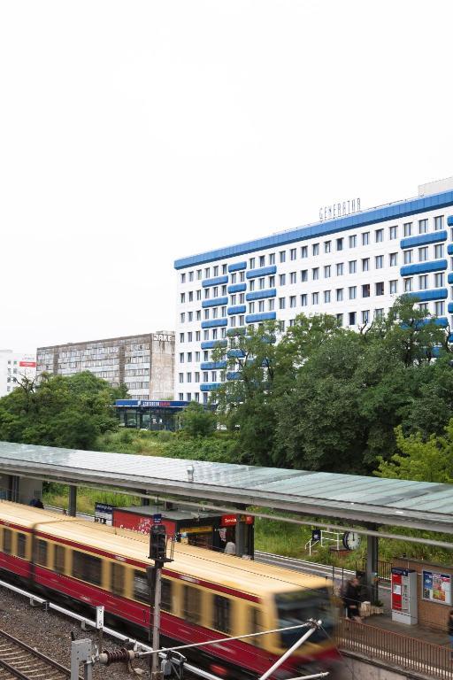 Berlin Hotel Ppension Eberty