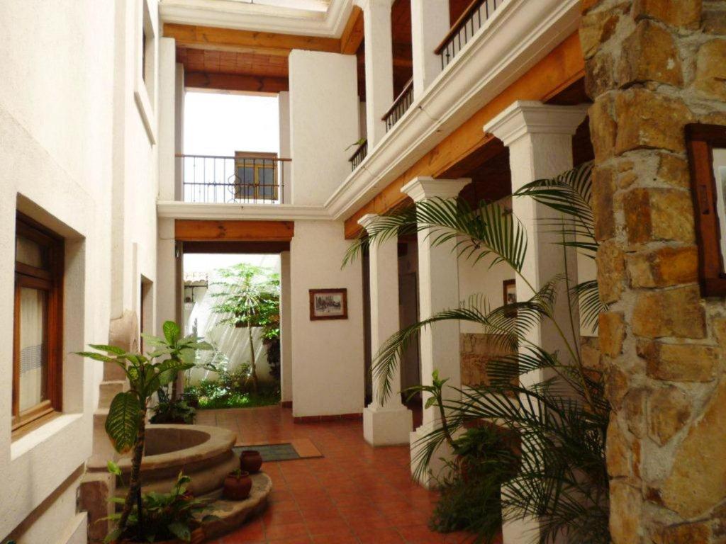 Parador monte carmelo oaxaca de ju rez reserva tu hotel for Habitaciones familiares paradores