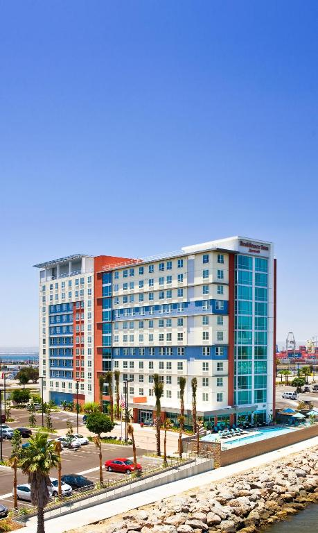Residence Inn Long Beach Downtown Long Beach Ca