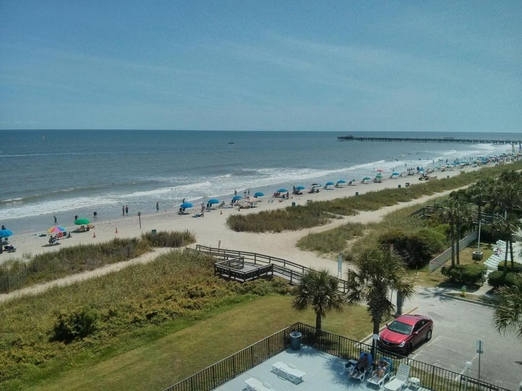 Myrtle Beach Hotel Rooms With Hot Tub