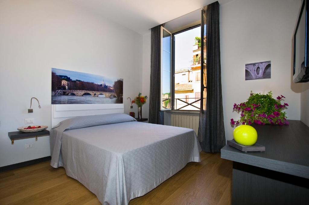 Finestra Su Trastevere Guest House Rom Informationen