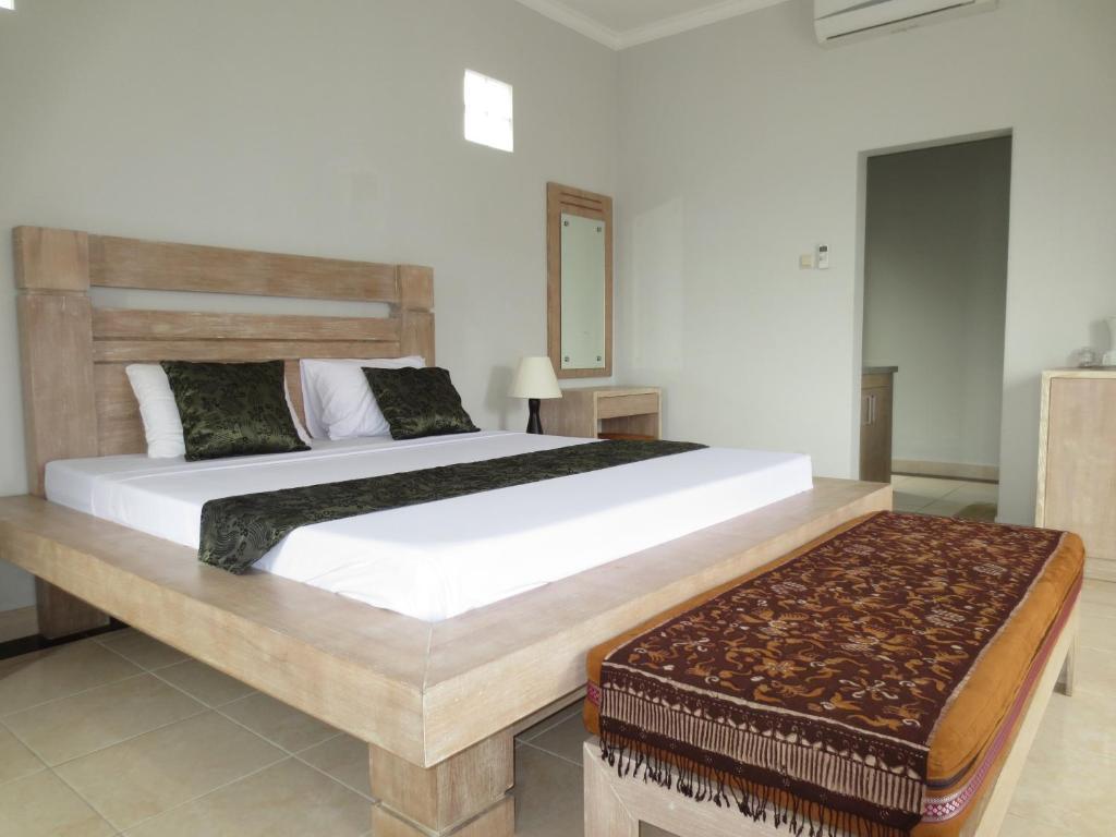 aya 39 s room chambres d 39 h tes ubud. Black Bedroom Furniture Sets. Home Design Ideas
