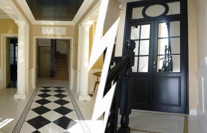 Chambres d 39 h tes villa orion chambre d 39 h tes royan en for Maison hote royan