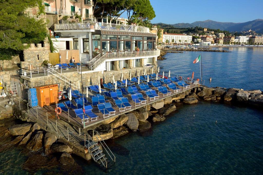 Hotel Torino A Diano Marina