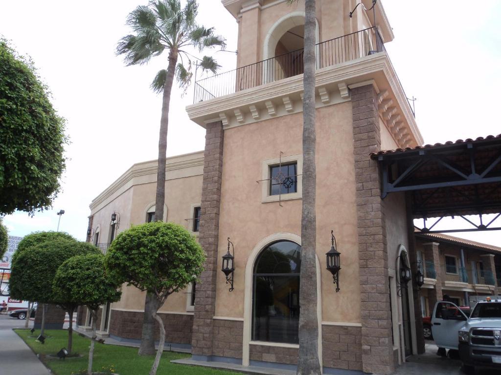 Hotel Navojoa Plaza