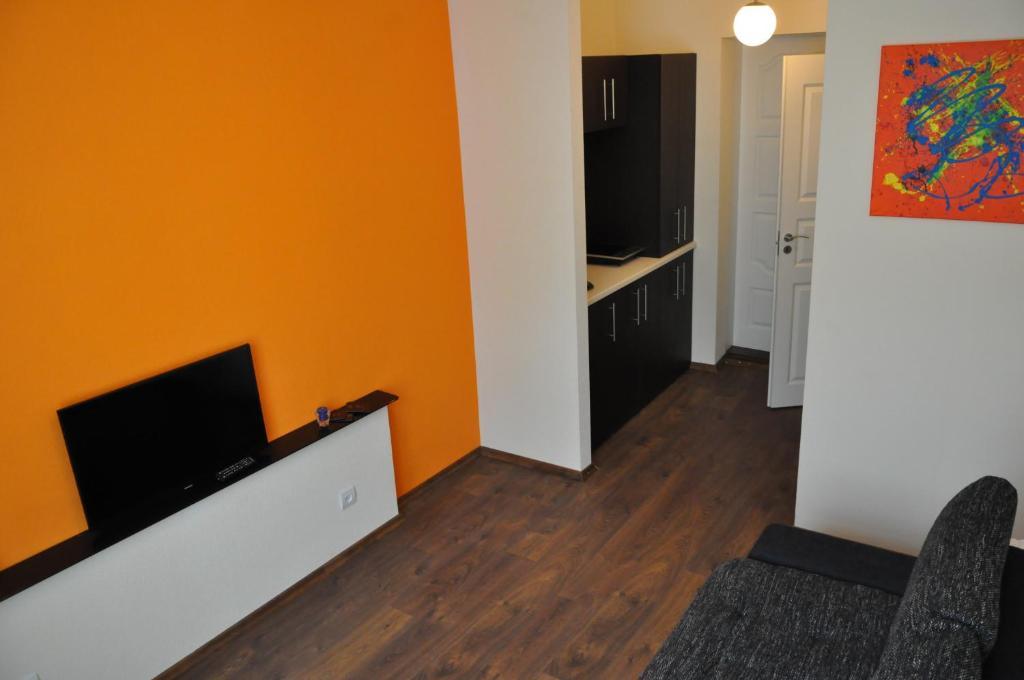 Orange Apartments