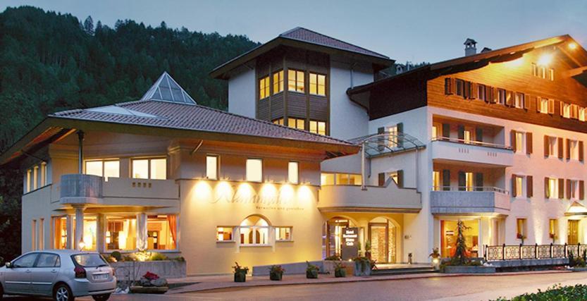 Hotel klammwirt velturno for Aparthotel bressanone