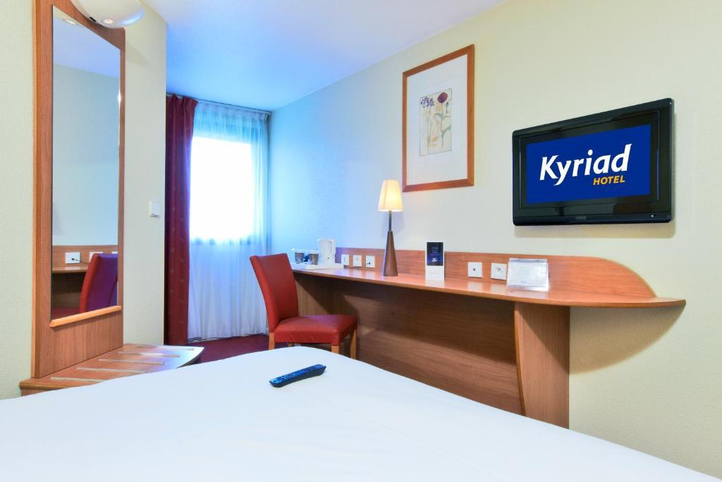 Hotel Kyriad St Genis Pouilly