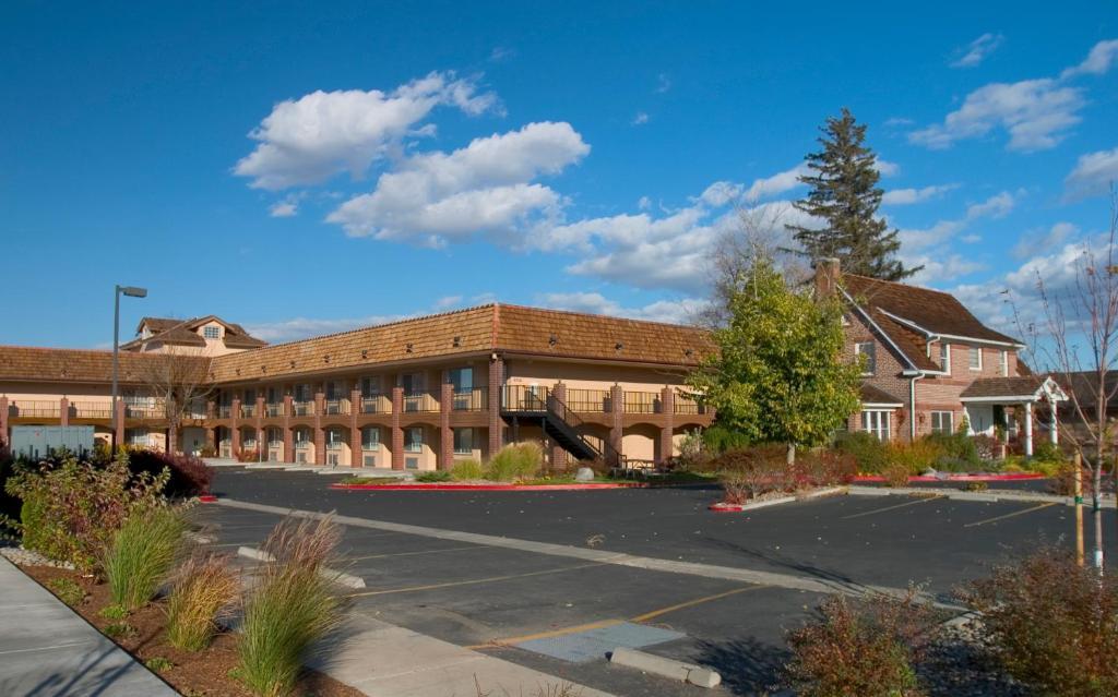 Carson valley motor lodge r servation gratuite sur for Carson valley inn motor lodge