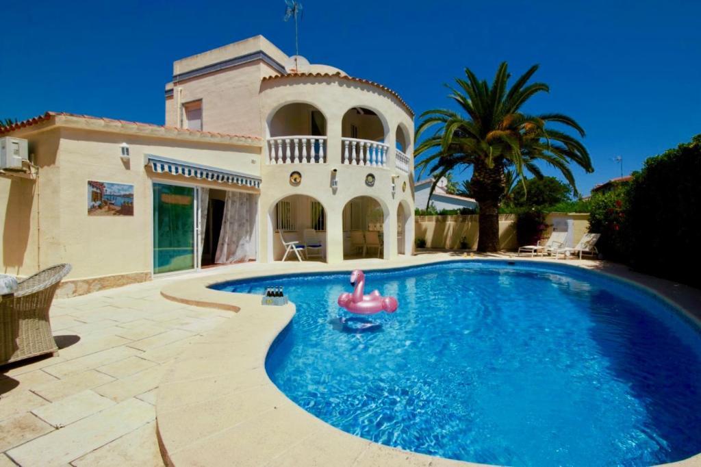 Booking.com: Villa almadrava DV 8P , Dénia, España ...