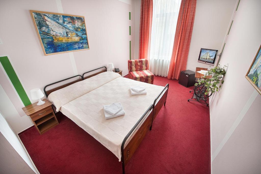 Brioni boutique hotel 4 m hrisch ostrau informationen for Was ist ein boutique hotel