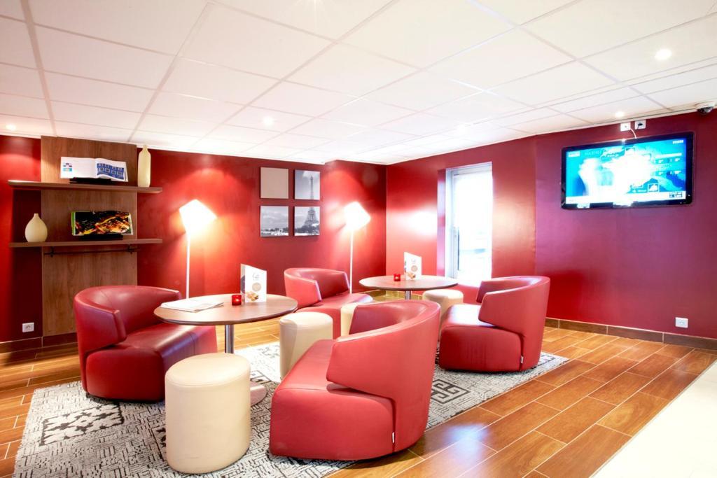 campanile ch teauroux saint maur r servation gratuite sur viamichelin. Black Bedroom Furniture Sets. Home Design Ideas