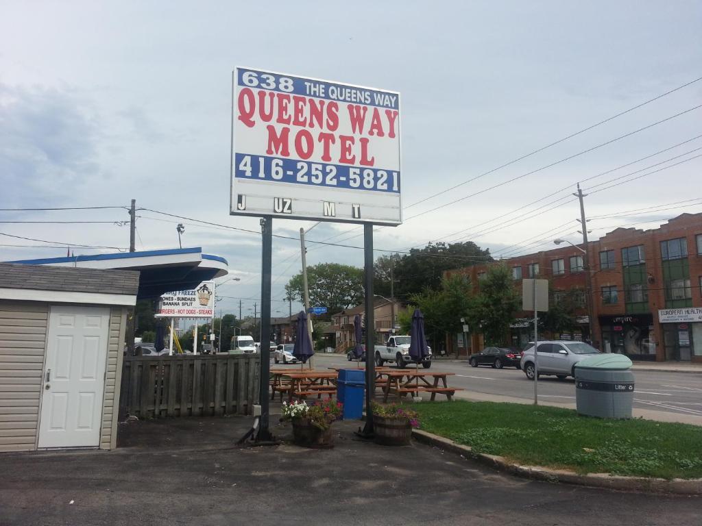 queensway motel r servation gratuite sur viamichelin