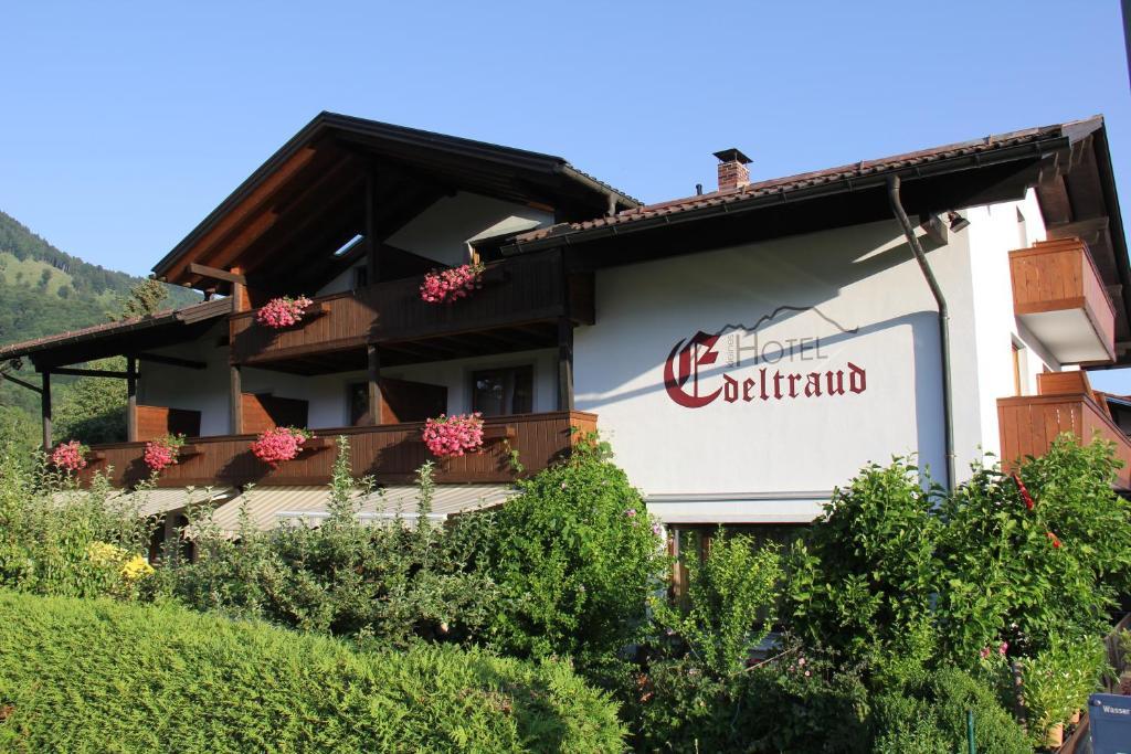 Kleines Hotel Edeltraud (Deutschland Aschau Im Chiemgau