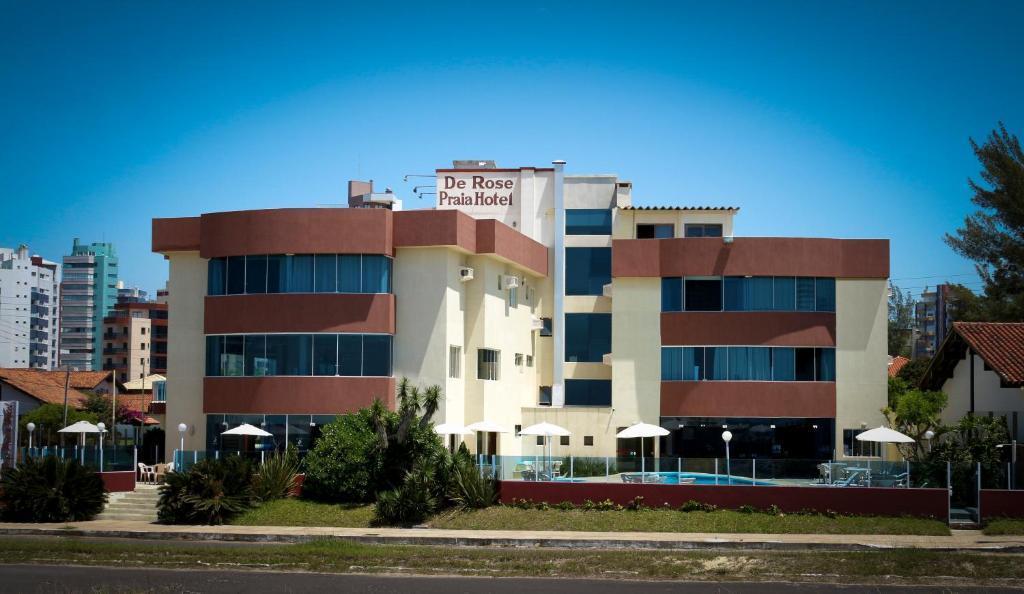 De rose praia hotel r servation gratuite sur viamichelin for Reserver des hotels
