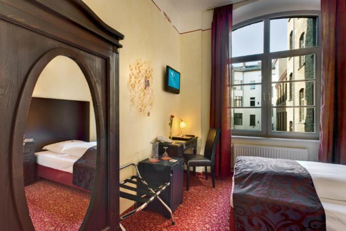 Sarotti Hofe Berlin Hotel