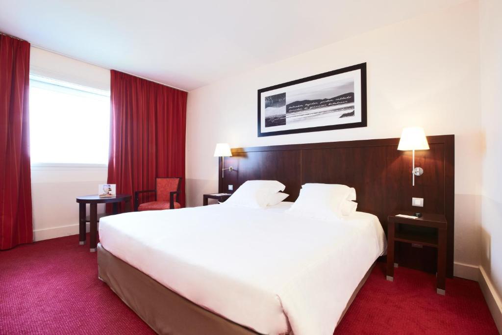 Hotel golden tulip paris cdg airport villepinte roissy for Hotels villepinte