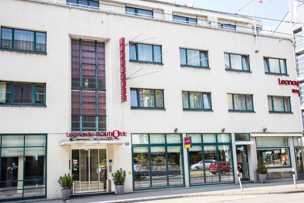 Leonardo boutique hotel rigihof zurich z rich online for Boutique hotel schweiz