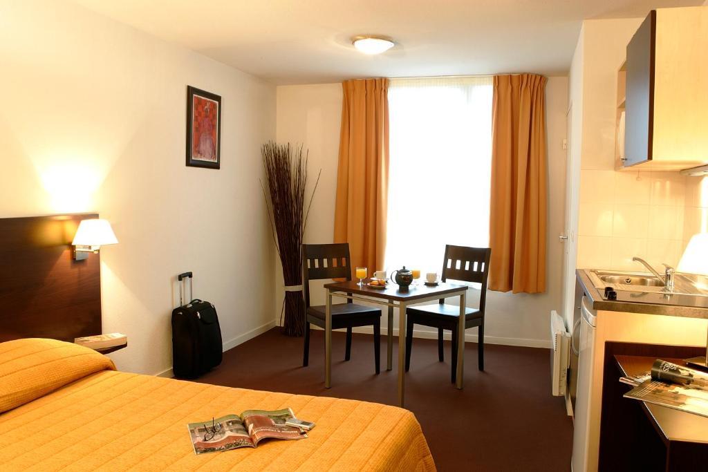 Apart hotel adagio access paris saint denis ple fran a for Apart hotel adagio