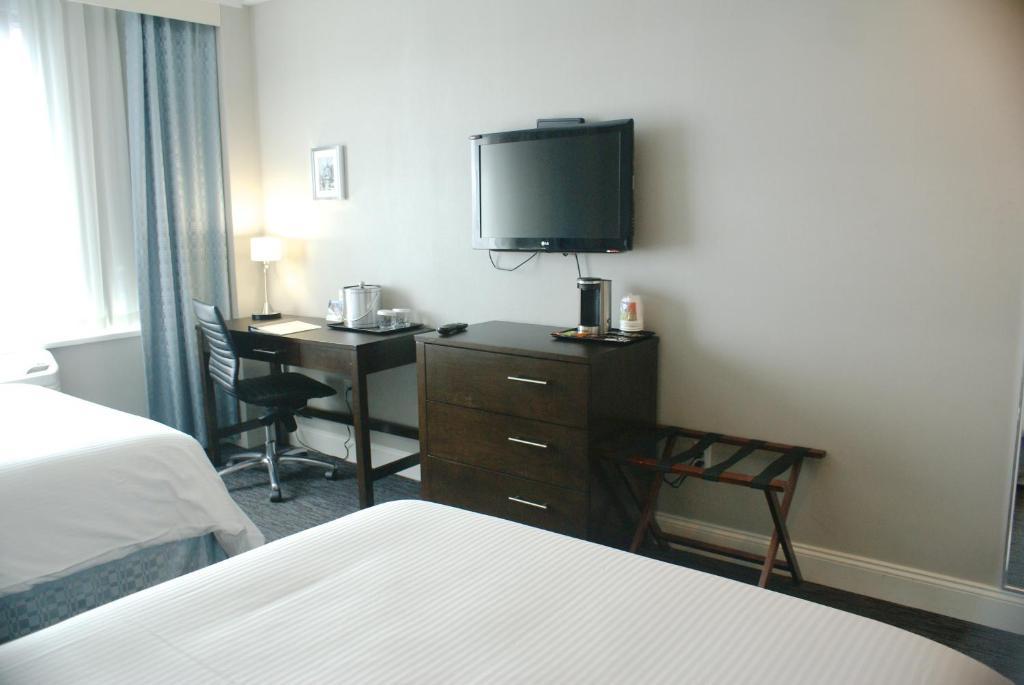 Wyndham Garden Long Island City Manhattan View Hotel Manhattan Reserva Tu Hotel Con Viamichelin