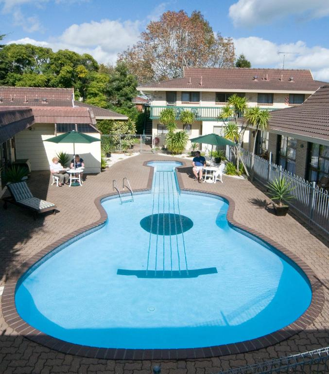 Dukes Midway Lodge Auckland Online Booking Viamichelin